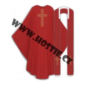 Kněžský ornát - kříž (K2)