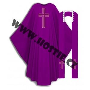 Kněžský ornát - kříž (K4)