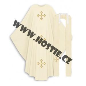 Kněžský ornát - kříž (K3x1)