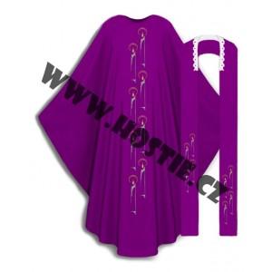 Kněžský ornát - svice