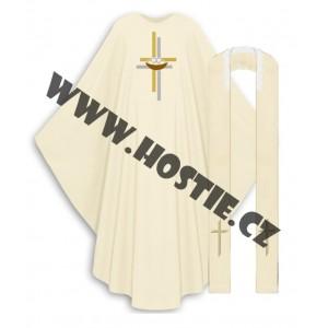 Kněžský ornát - kříž (Ka1)