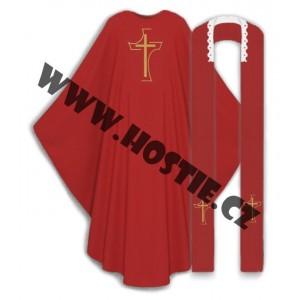 Kněžský ornát - kříž (Ka3)
