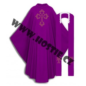 Kněžský ornát - kříž (Ka4)
