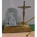 Křišťálový betlém s Ježíšem II