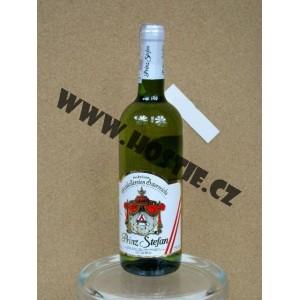 Víno mešní - bílé 0,75l Prinz Stefan + balné a poštovné