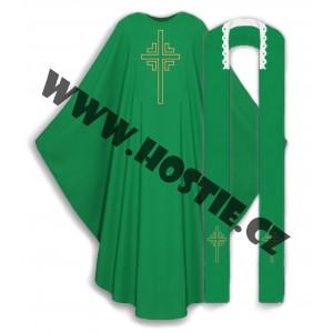 Kněžský ornát - kříž (K3)
