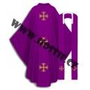 Kněžský ornát - kříž (K3x3)